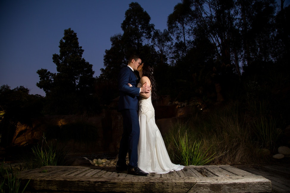 Jess and Aydin 0164 - Jess & Aydin's Wedding @ Potters Receptions, Warrandyte. Sunday September 13th 2015.