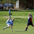 Kariong V's Mountains 35ES Semi Final Sat 25th Aug 2012