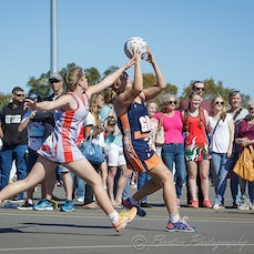 Nambour State Age 2016 - Netball Queensland State Age Championships 2016