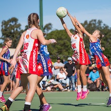 2017 MacGregor State Age Teams - Images from the 2017 Nissan Qld State Age Netball Championships hosted by Pine Rivers Netball Association