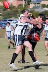 Reserve Grade 13-7-2013 - Port Magpies Vrs Sawtell Reserve Grade 13-7-2013