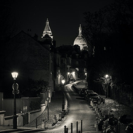 2016 Black and White Paris - My take on Paris in monochrome (black and white)