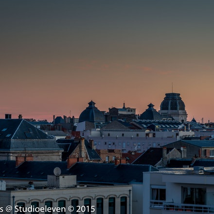 Sunrise in Reims - 0994