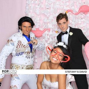 Stefany & David