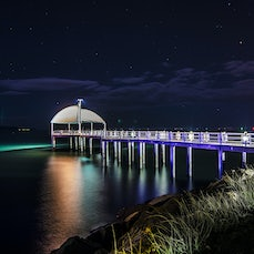 Townsville Night - These images were taken July 28, 2016, in Townsville, North Queensland