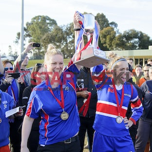 Western Region and Essendon District Women's Football League grand final - Western Region and Essendon District Women's Football League grand final. Keilor...