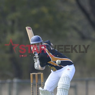 GDCA, McIntyre Cup, Woodend vs Bacchus Marsh - GDCA, McIntyre Cup, Woodend vs Bacchus Marsh. Pictures Damian Visentini