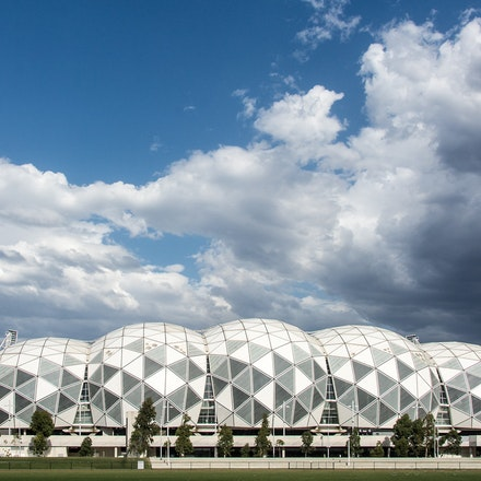 AAMI Park Stadium Melbourne - AAMI Park stadium by Cox Architecture, Melbourne