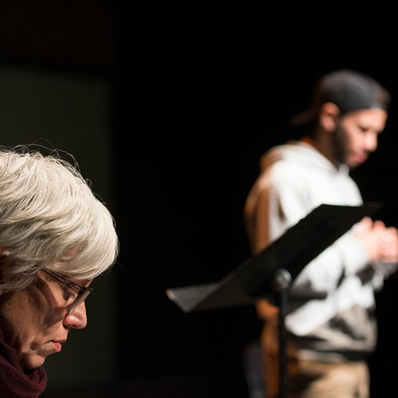 National Play Festival - Pedagogy - A reading from the Pedagogy play at the National Play Festival Melbourne, July 2016