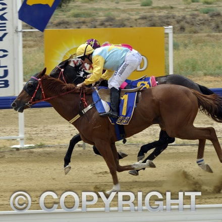 160312_SR29835 - Race 1 at the Longreach Races, Saturday March 12, 2016.  sr/Photo by Sam Rutherford
