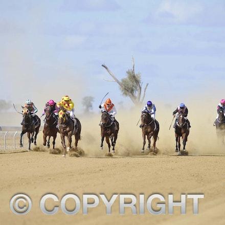 150613 Longreach Races