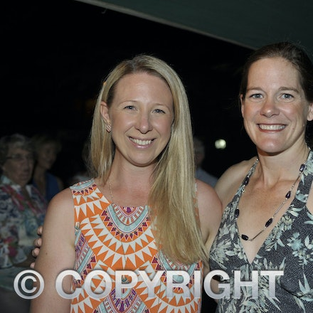 151031_SR23887 - Jo Curtis, Alice Roughan at the Rotary function held qat the Jumbuck Motel, Longreadch, Saturday October 31, 2015.  sr/Photo by Sam Rutherford.
