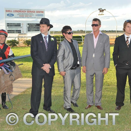 100925_SR1_8293 - at the Longreach Races, Saturday September 25, 2010.  sr/Photo by Sam Rutherford.