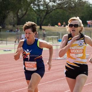 Women's 800m Pentathlon